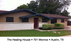 Healing House front